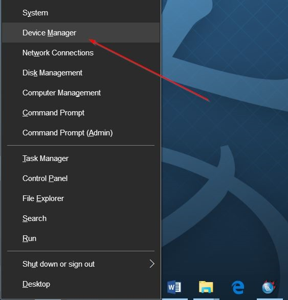 Wi fi no se conecta después del modo sleep en Windows 10 step2