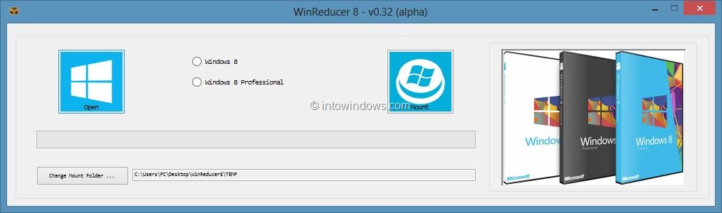 integrate drivers in Windows 8 ISO file