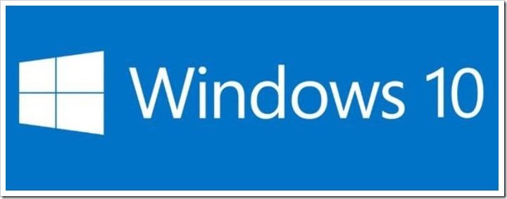 Windows 10 RTM download