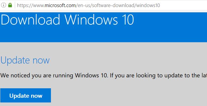 Asistente de actualización de Windows 10 pic7