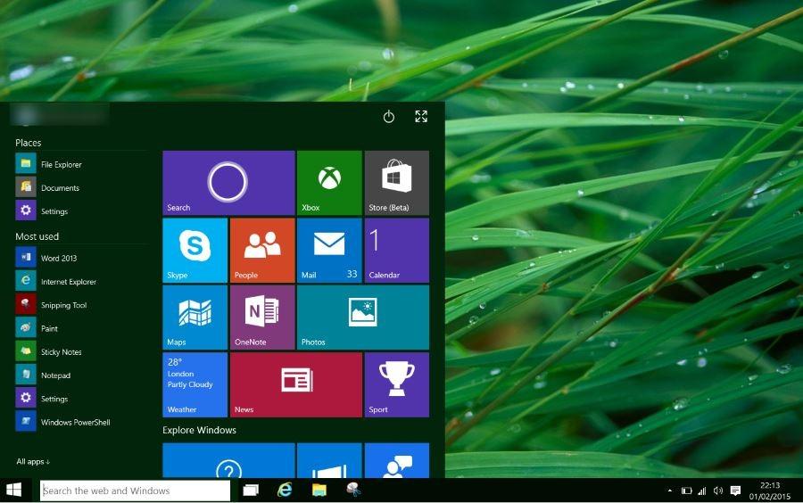 Herramienta gratuita para quitar marcas de agua del escritorio de Windows 10