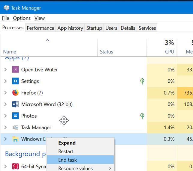 Windows 10 mostrando icono ethernet en lugar de Wi Fi pic1