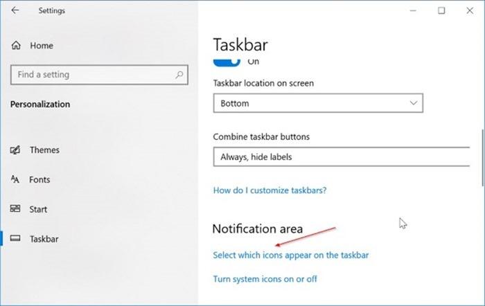 Windows 10 mostrando icono ethernet en lugar de Wi Fi pic3