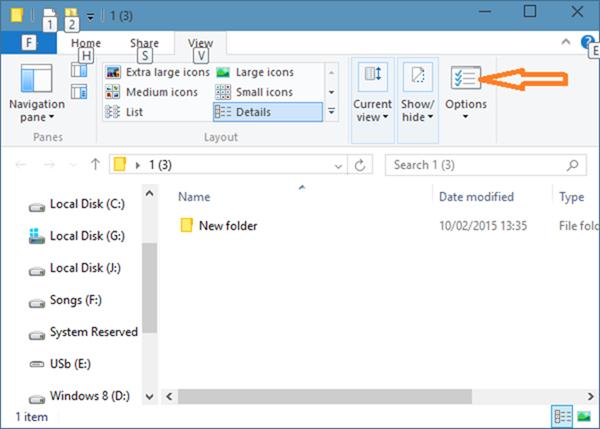 Iconos de carpetas estilo Windows 7 en Windows 10 step08