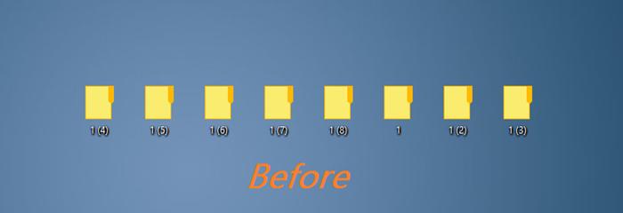 Iconos de carpetas estilo Windows 7 en Windows 10
