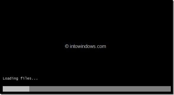 Windows 8 Installation Procedure Step