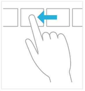 Windows 8 Touch Gestures Picture4