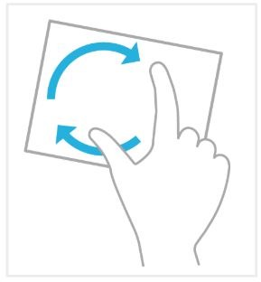 Windows 8 Touch Gestures Picture6