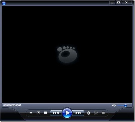 Windows Media Player 11 Skin for GOM Media Player