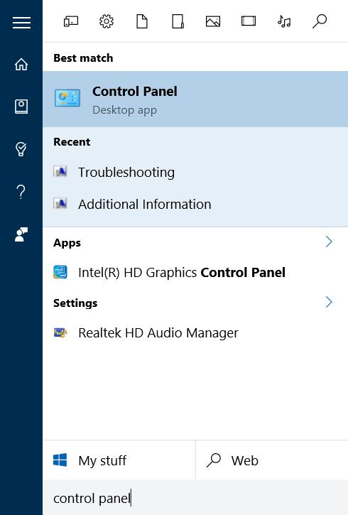 Solucionador de problemas de actualizaciones de Windows para Windows 10 pic1