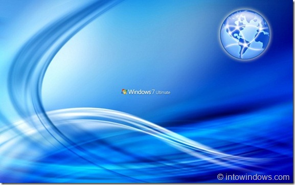 Windows 7 Complete Screen Saver