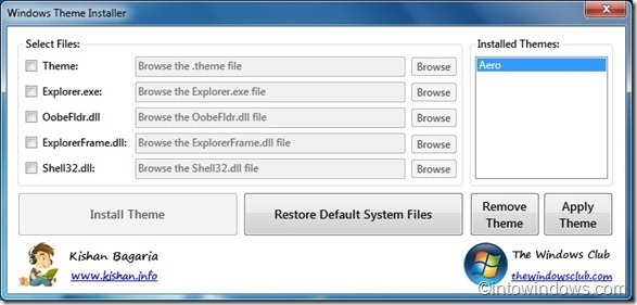 Replace Files In Windows 7