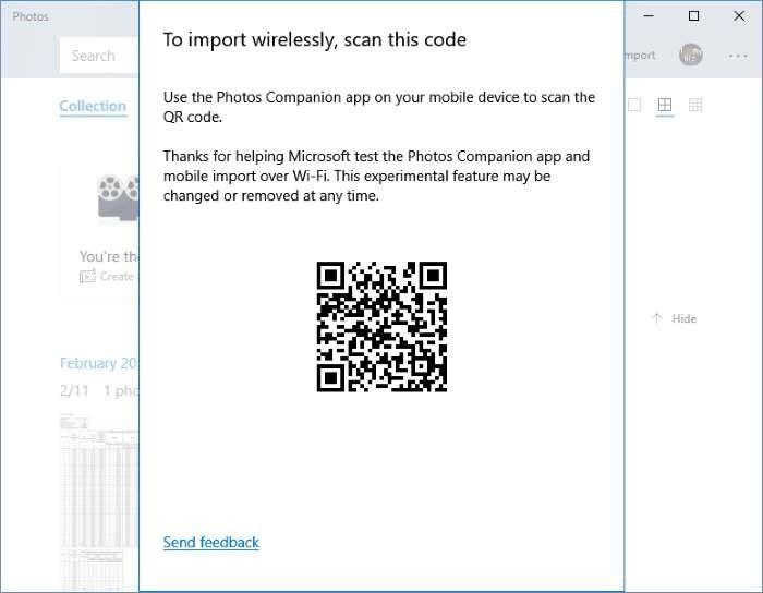 Transferencia inalámbrica de vídeo del iPhone a Windows 10 pic15 (15)