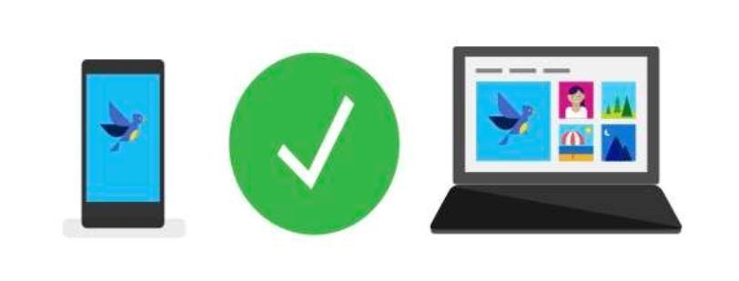 Transferencia inalámbrica de vídeos del iPhone a Windows 10 PC