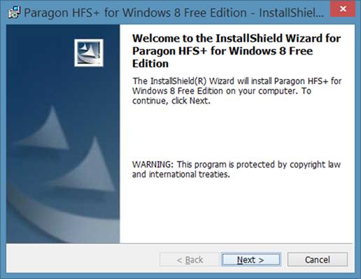 Escribir en partición HFS desde Windows picture2