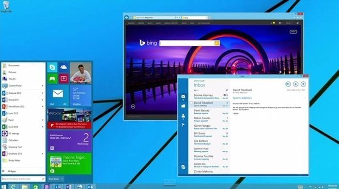 Puede desactivar el menú Inicio en Windows 9