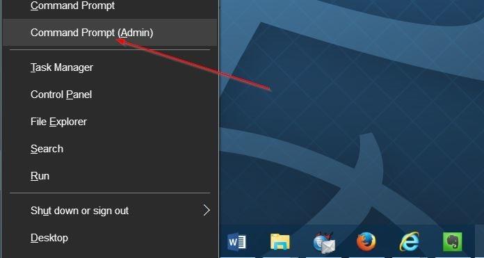 acceder a la configuración UEFI desde Windows 10 step9