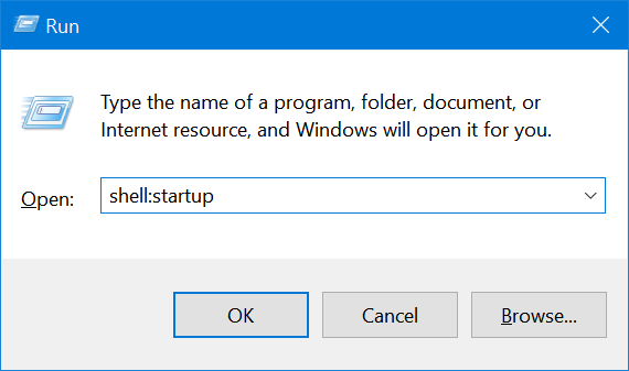 add apps to startup in Windows 10 pic2
