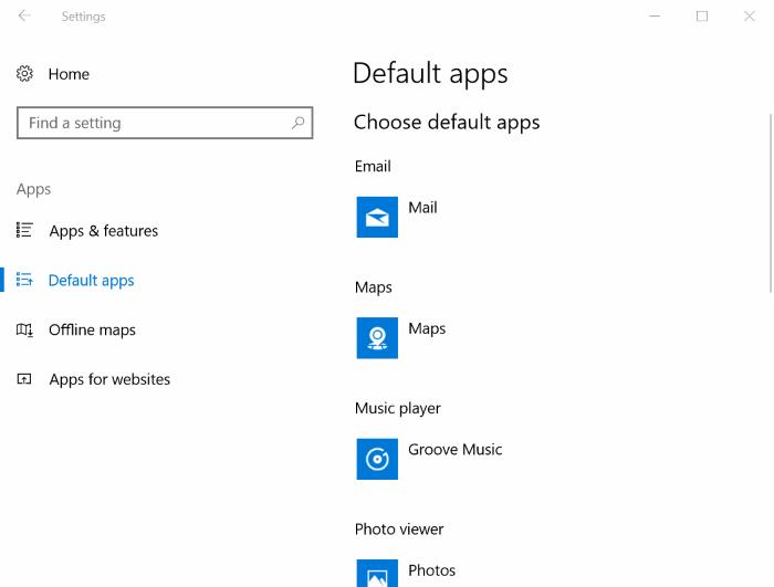 características de las aplicaciones en Windows 10 Creators Update pic2