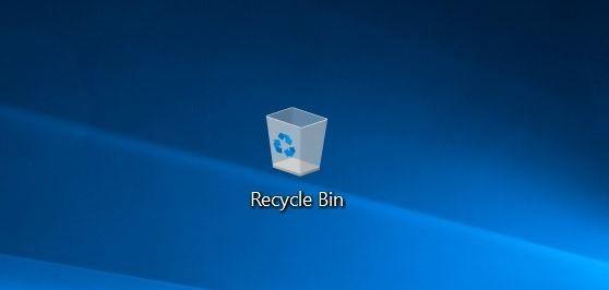 borrar automáticamente borrar archivos de la papelera de reciclaje en Windows 10