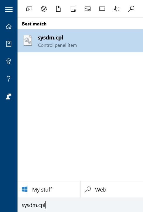 cambiar sistema operativo predeterminado en Windows 10 step4