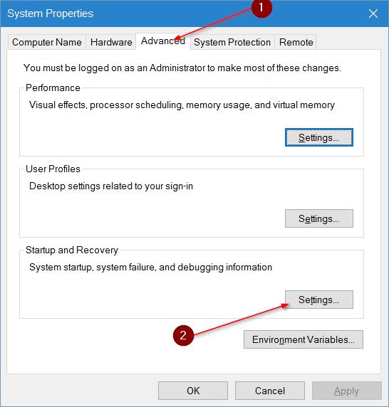 cambiar sistema operativo predeterminado en Windows 10 step5