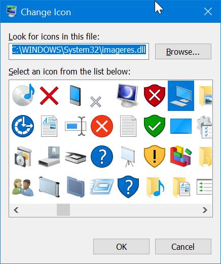 cambiar los iconos del escritorio en Windows 10 pic4