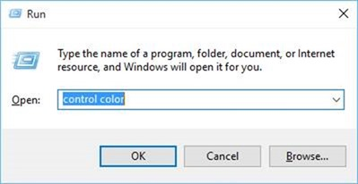 cambiar el color del borde de la ventana en Windows 10 step4