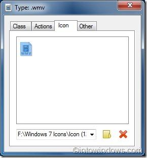cambiar el icono de tipo de archivo en windows 7 con types tool