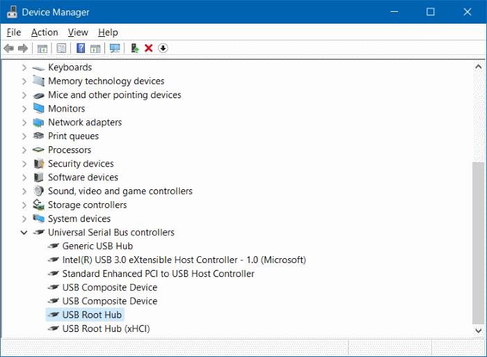 carga tu teléfono cuando la laptop de Windows 10 está en modo sleep step2