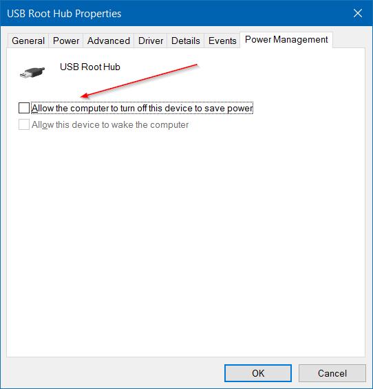 carga tu teléfono cuando la laptop de Windows 10 está en modo sleep step4