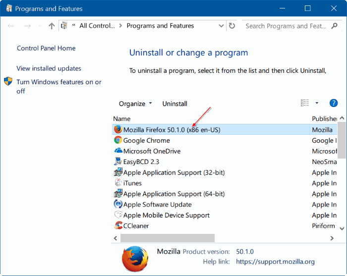 check if you are running 32 or 64 bit firefox pic4