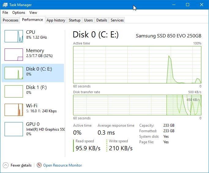 comprueba si tu PC con Windows 10 tiene SSD pic1