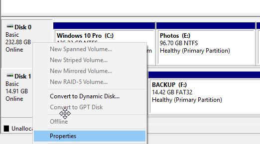 comprueba si tu PC con Windows 10 tiene SSD pic2