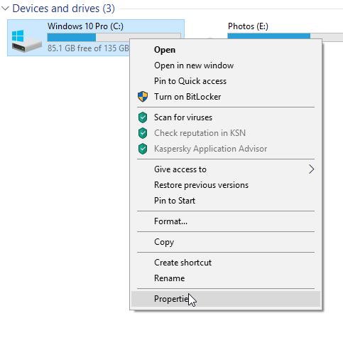 comprueba si tu PC con Windows 10 tiene SSD pic4