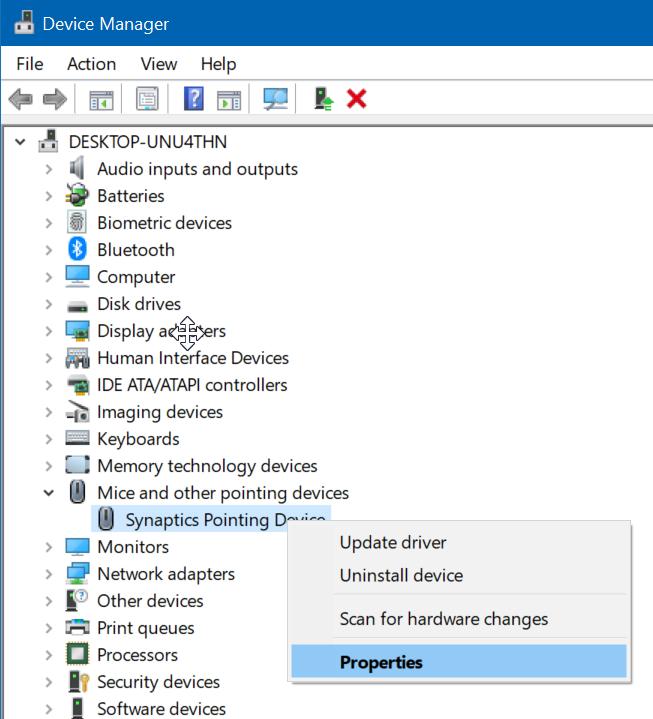 comprobar la fecha de instalación de los controladores en Windows 10 pic2