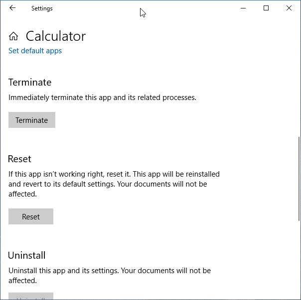 cerrar aplicaciones que no responden en Windows 10 pic2