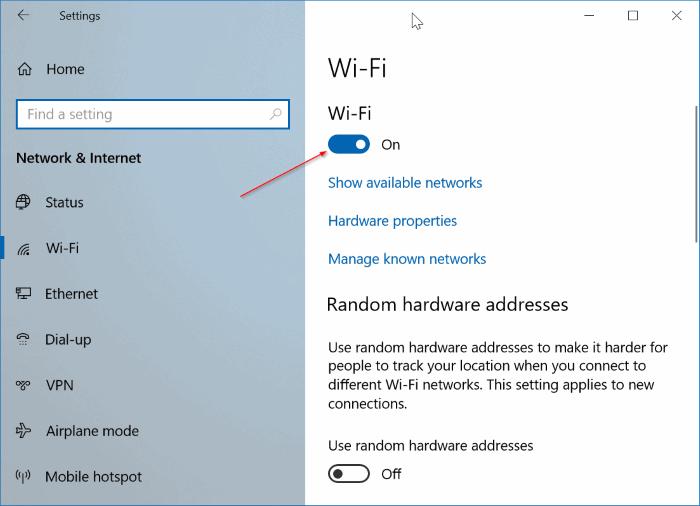 conectar Windows 10 PC a la zona activa de iPhone pic3.1