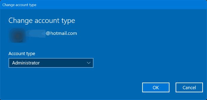 crear una nueva cuenta de administrador en Windows 10 pic9