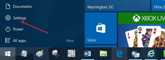 crear una cuenta de usuario local en Windows 10 step1