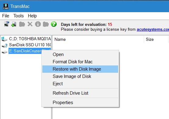 crear macos sierra bootable usb desde Windows step5