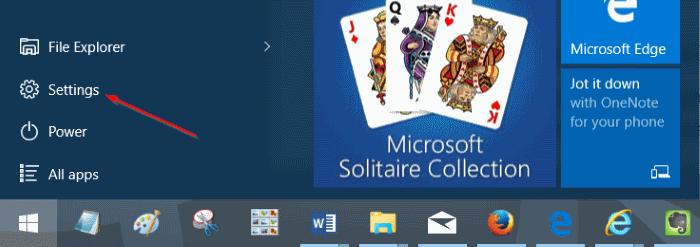 eliminar cuenta de usuario en Windows 10 step1