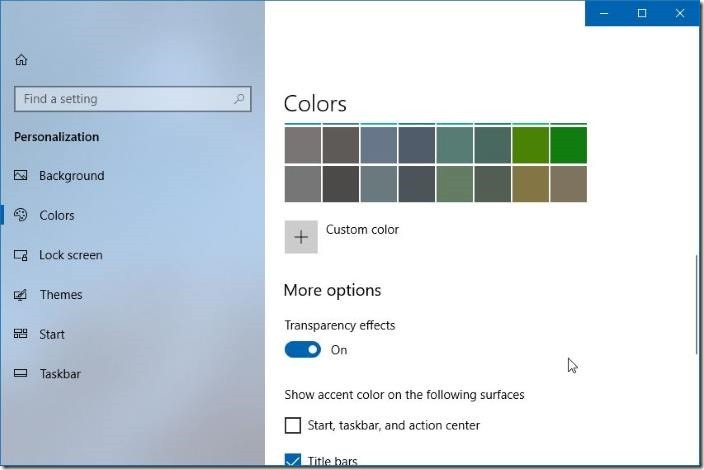 deshabilitar diseño fluido en Windows 10 pic4