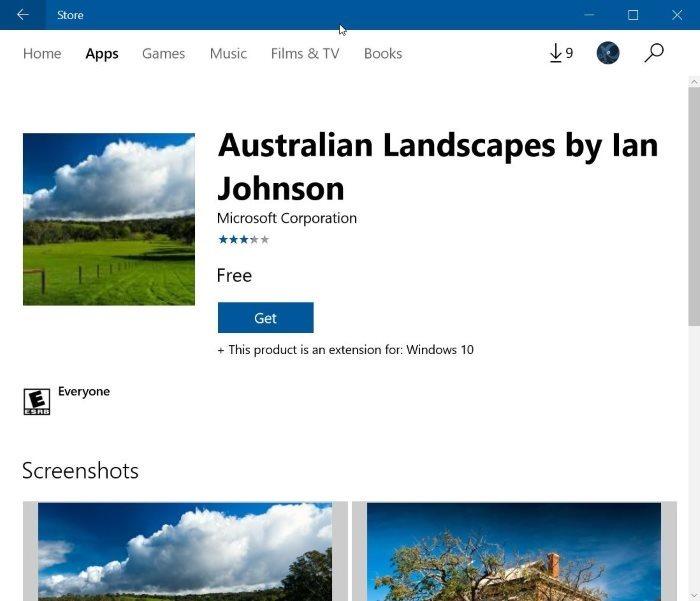 descargar temas de Windows 10 desde Store pic4