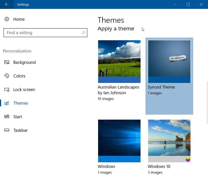 descargar temas de Windows 10 desde Store pic5