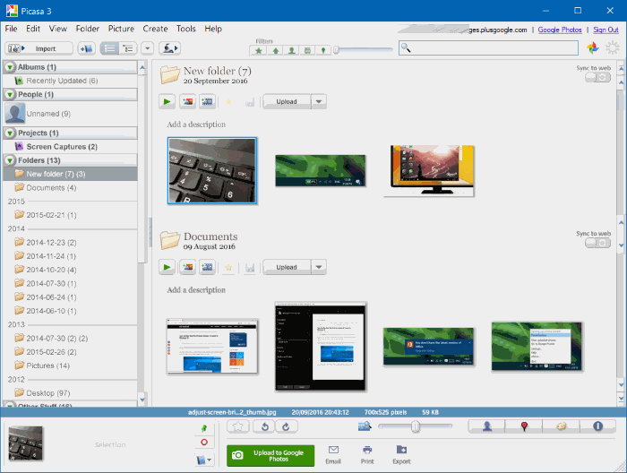descargar google picasa para windows 10 pic1 (2)