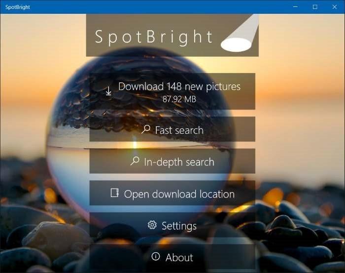 descargar windows 10 spotlight lock screen pictures step3