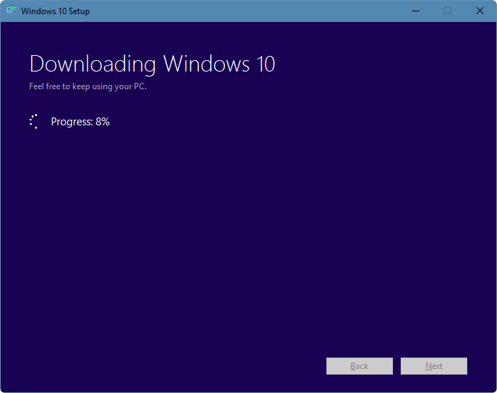 descargar windows 10 con actualización de aniversario ISO pic6