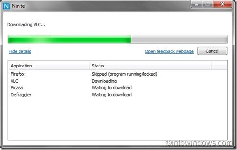 downloading vlc