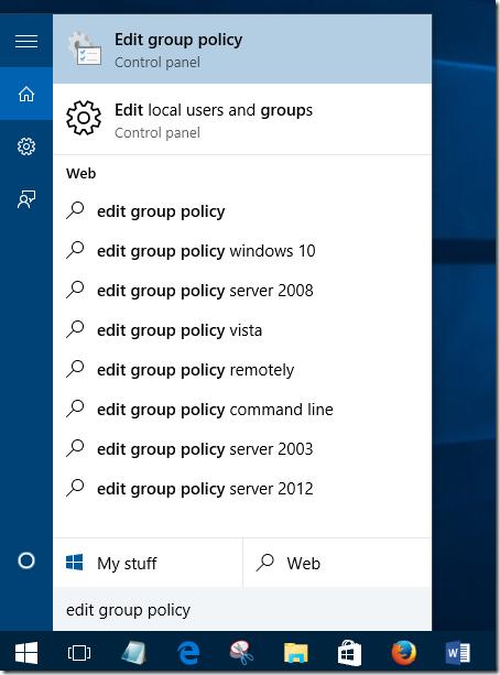 habilitar cuenta huésped en Windows 10 step6